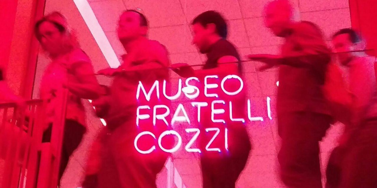 Nuove Aperture Museo Fratelli Cozzi