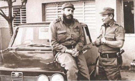 L' Alfa di Fidel?