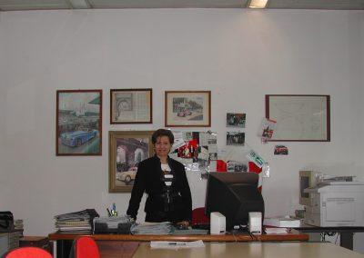 Nel mio Ufficio in Archivio Storico