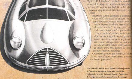 "Elvira Racconta: L'Alfa Romeo ""Tipo 163"" di Ricart"
