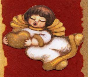 ANGELINO L'Angelo piccolino amico di ogni bambino