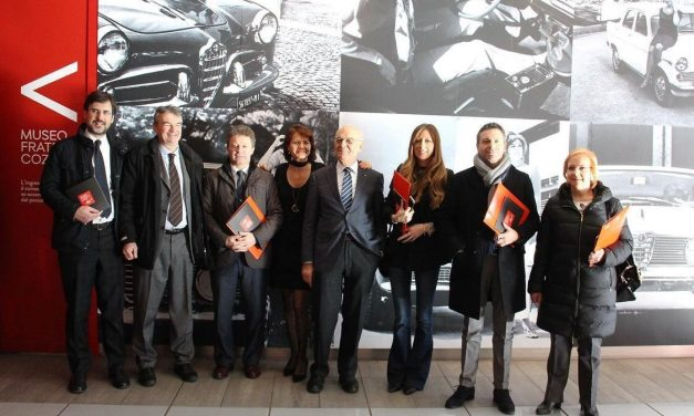 Regione Lombardia in visita al Museo