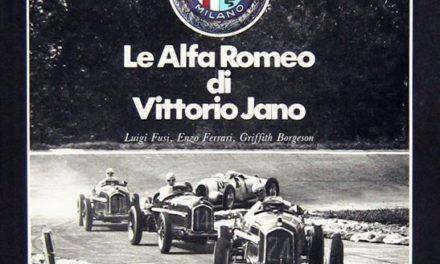 Vittorio Jano: il genio!