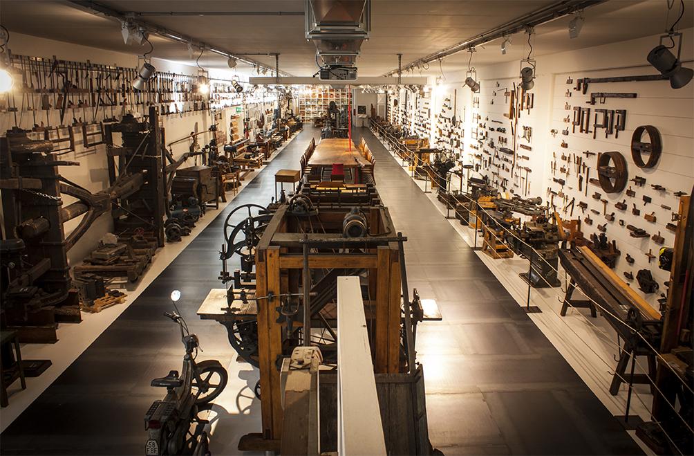 Museo del Legno Riva 1920