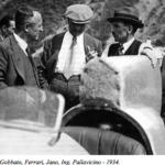 Ugo  Gobbato, un grande manager  dell'Alfa Romeo
