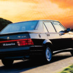 "Alfa 75: ""Una vera sportiva"""