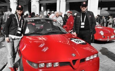 1000Miglia rosso Alfa